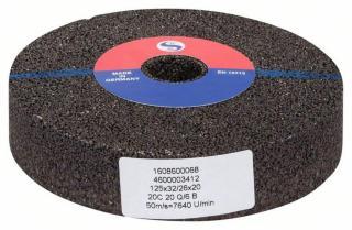 Slipeskive Bosch GGS 6 125x26 mm