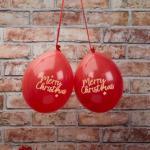 Neviti Juleballong, rød - Jul