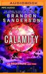Calamity Audible Studios on Brilliance