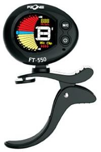 Fzone FT-550 Clip-on tuner