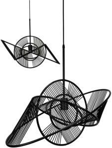 Globen Lighting Pendel Galileo Svart