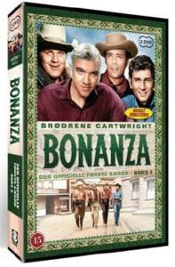 Bonanza Season 1: Box 2 (2 disc)
