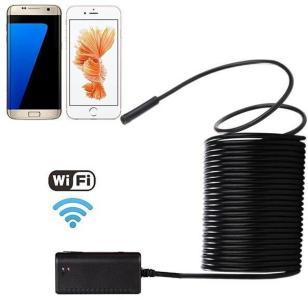 WiFi 10M Inspeksjonskamera Mobiltelefon - Android & iOS