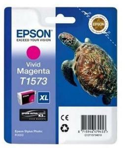 Epson Blekk T1573 Vivid Magenta