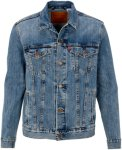 Levi's Jeansjakke The Trucker Men Lys blå/light indigo