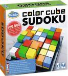 Color Cube Sudoku Hjernetrim Brettspill