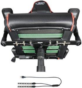 LED-belysning L33T til gaming stol L33T