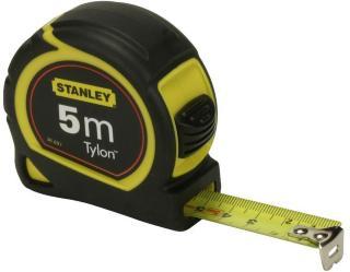 STANLEY Målebånd 5 meter Stanley