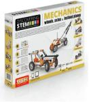 Engino,Byggklossar,Mechanics, Wheels, Axles & Inclined Planes Inget (Storm)