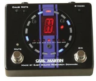 Carl Martin Guitar Tuner