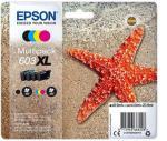 EPSON Ink/603 8.9ml BK 4.0ml CY MG YL (C13T03A64010)