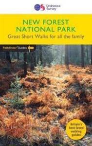 New Forest National Park ORDNANCE SURVEY