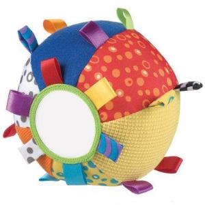 playgro Toybox Cuddle Ball Loopy Loops