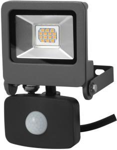 Arbeidslampe Led 10W med sensor