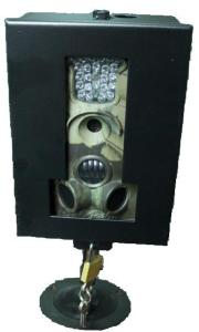 Ltl Acorn beskyttelsesboks i stål for LTL-5310