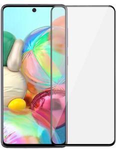 DACOTA PLATINUM TIGER GLASS GALAXY A71 SVART