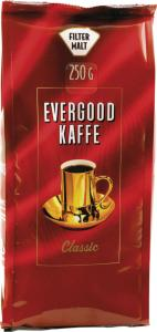 Evergood Kaffe filtermalt 250g 1432731