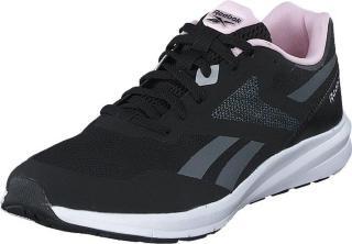 Reebok Runner 4,0 Black/cold Grey 6/pixel Pink, Sko, Sneakers og Treningssko, Sneakers, Svart, Dame, 41