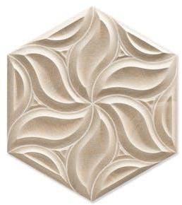 Flis Hill Ceramic Ivy Beige Matt 25x51 cm