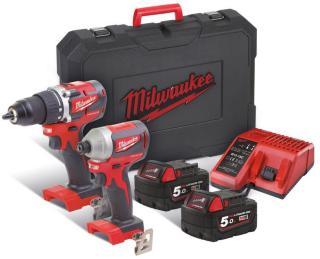 MILWAUKEE POWERPACK M18 CBLPP2B-502C