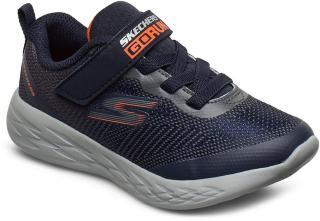 Skechers Boys Go Run 600 - Farrox Sneakers Sko Blå Skechers