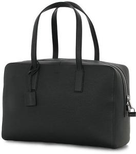 BOSS Crosstown Weekendbag Black herre