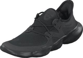 Nike Free Rn 5.0 Black/black-black, Sko, Sneakers og Treningssko, Løpesko, Grå, Herre, 40