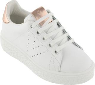 Victoria Deportivo Piel Sneakers, Nude 29