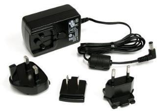 STARTECH 12V DC 1.5A Universal Power Adapter  (IM12D1500P)