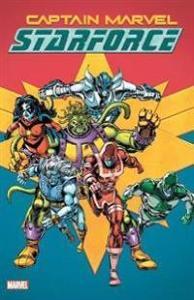 Captain Marvel: Starforce MARVEL COMICS