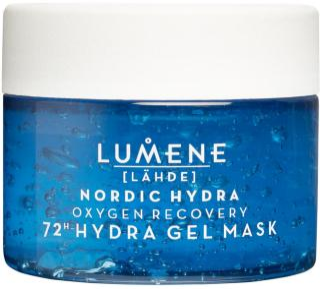 Nordic Hydra Oxygen Recovery 72H Hydra Gel Mask 150 ml Lumene