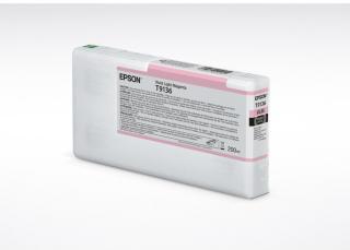 Epson Blekkpatron vivid lys magenta 200 ml T9136 til