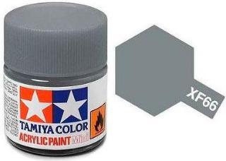 Akrylmaling MINI XF-66 Light Grey Tamiya 81766 - 10ml