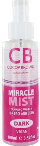 Tan Miracle Mist Tanning Water Dark, 100 ml Cocoa Brown Selvbruning