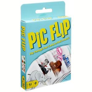 Pic Flip - Kortspill