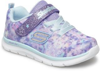 Skechers Girls Skech Lite Sneakers Sko Lilla Skechers