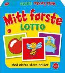 Egmont Mitt Første Lotto - Norsk Utgave Egmont Kids Media
