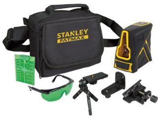 Krysslaser Stanley FatMax FCL-G grønn