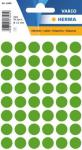 Herma Etikett Vario Ø 12 mm mørke grønn 4008705018555 (Kan sendes i brev)