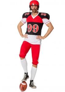 Wilbers Amerikansk fotballspiller - Amerikansk fotball-kostymer