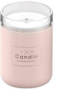 Candle, Luftfukter med belysning - Rosa
