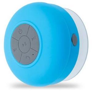 Forever BS-330 Vanntett Bærbar Bluetooth-høyttaler - Blå