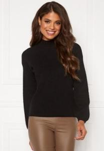 ONLY Marylynn L/S Pullover Black L