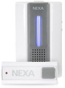 Nexa Trådløs dørklokke 230 V