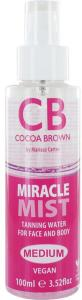 Tan Miracle Mist Tanning Water Medium, 100 ml Cocoa Brown Selvbruning Cocoa Brown