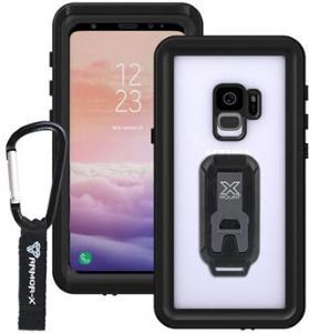 Samsung Galaxy S9 Armor-X MX-S9-BK Vanntett Mobilpose - Svart