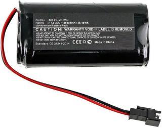 CoreParts Battery for  Mipro Speaker (MBXSPKR-BA102)