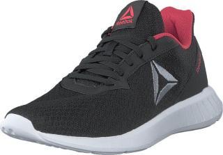 Reebok Lite Black/white/hype Pink, Sko, Sneakers og Treningssko, Løpesko, Svart, Dame, 41