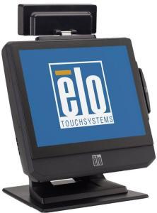 ELO Touchcomputer B2 Rev.B - Alt-i-ett - 1 x Atom N2800 / 1.86 GHz - RAM 2 GB - HDD 320 GB - GMA 3600 - GigE - uten OS - monitor: LCD 15