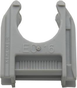 Castor EC-16 rørfeste/rørclips (100stk) (1323120)